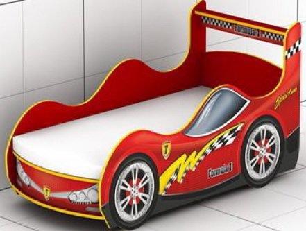 Кровать-машинка KM-280 Спорт