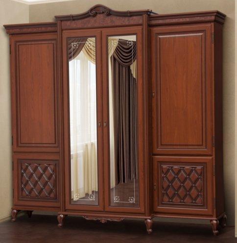 Шкаф 4Д Ливорно