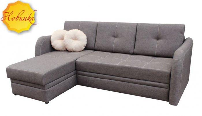 Угловой диван Край