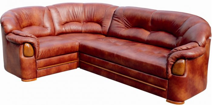 Угловой диван Статус