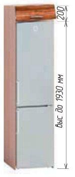 Низ Т-2797 шкаф-холод кухня Софт комби