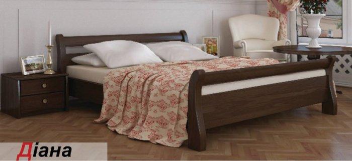 Двуспальная кровать Диана - 200x140см