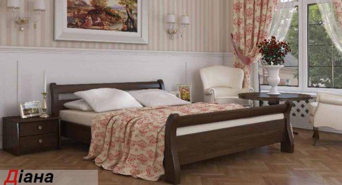 Двуспальная кровать Диана - 200x180см