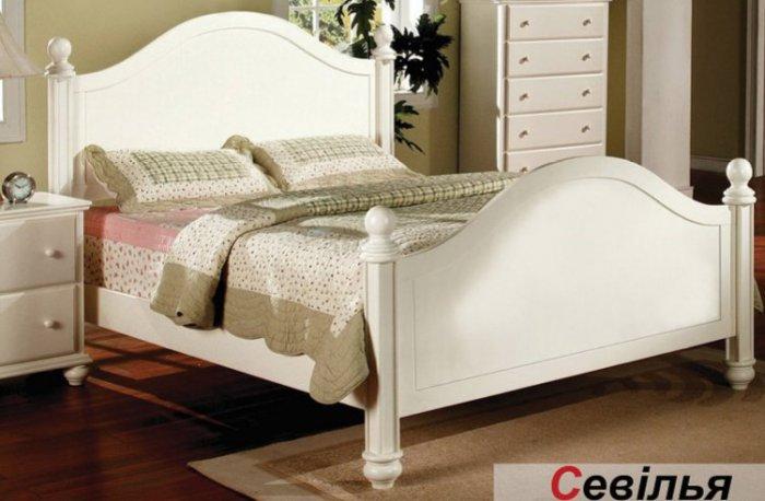 Двуспальная кровать Севилья - 200x160см