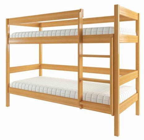 Двухъярусная кровать Эко-1 190x80см