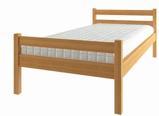 Односпальная кровать Эко-3 80х190см