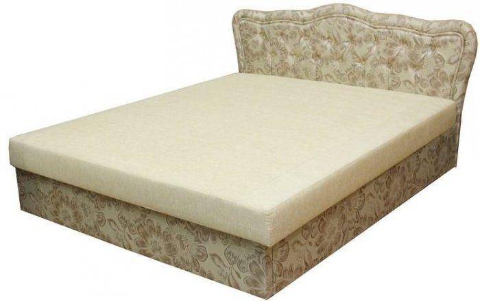 Двуспальная кровать Ева 1,6