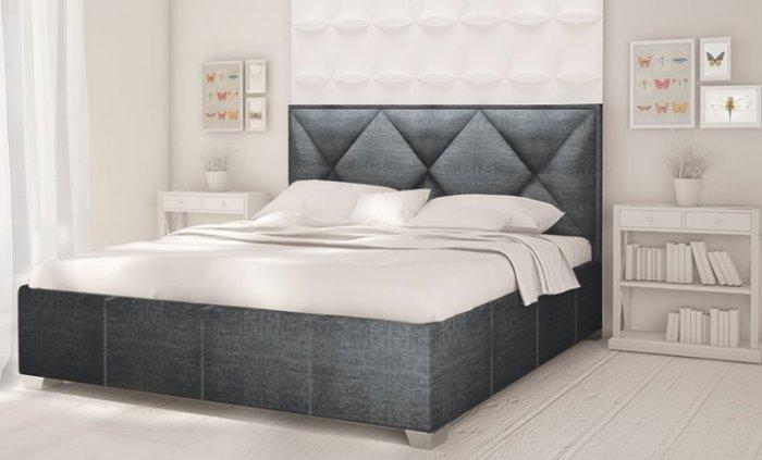 Двуспальная кровать с подъемным механизмом Веста 160*200см