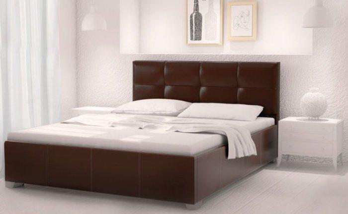 Односпальная кровать с подъемным механизмом Лорд 90*200см