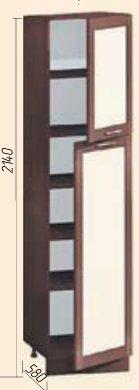 Низ Т-3188 кухня Престиж