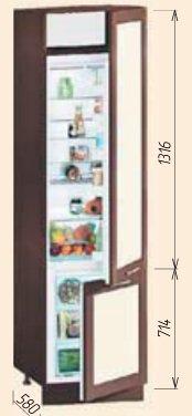 Низ Т-3193 кухня Престиж