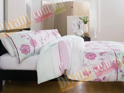 Евро комплект постельного белья Шахерезада -720