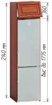 Низ Т-3295 кухня Премиум