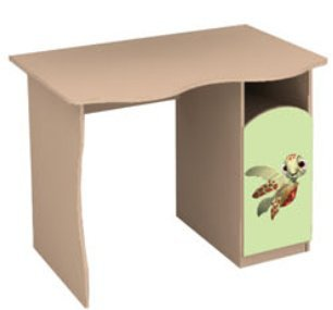 Стол письменный Волна Мебель-сич