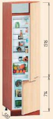 Низ Т-2893 кухня Волна