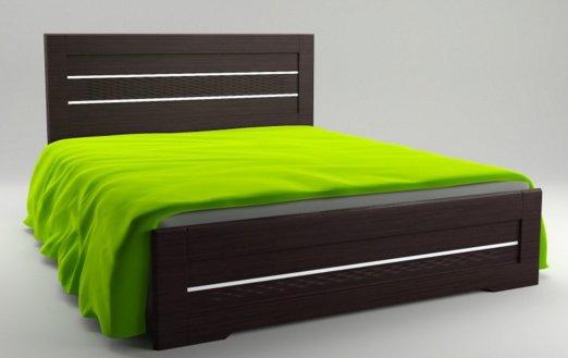 Двуспальная кровать Соломия 160х200