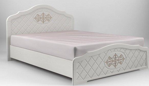 Двуспальная кровать Лючия 160х200