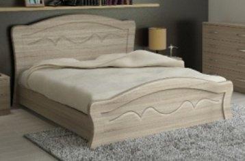 Двуспальная кровать Виолетта 180х200