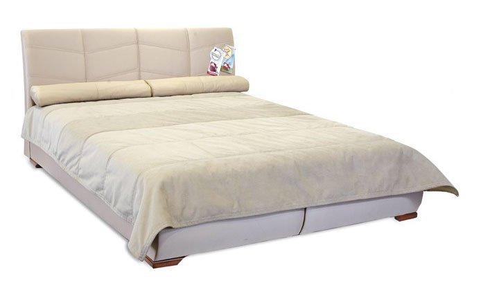 Двуспальная кровать 180 Амур