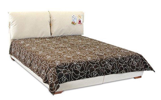 Двуспальная кровать 160 Афродита Люкс