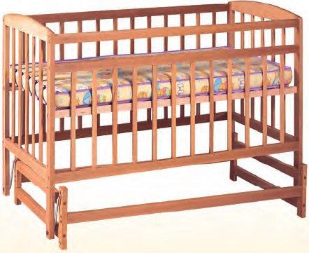 Кровать Детская на Шарнирах Гойдалка