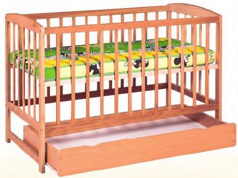 Кровать Детская Гойдалка с ящиком