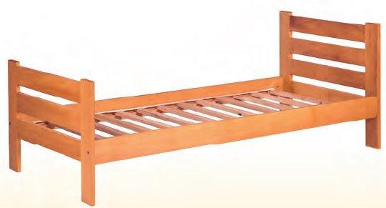 Односпальная кровать односпальная Гойдалка