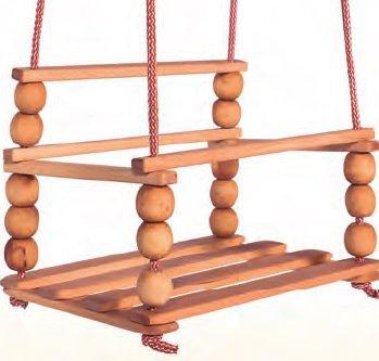 Качели подвесные с шариками Гойдалка