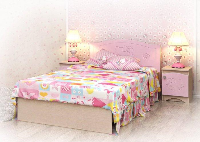 Односпальная кровать  Kiddy   (без ящика)