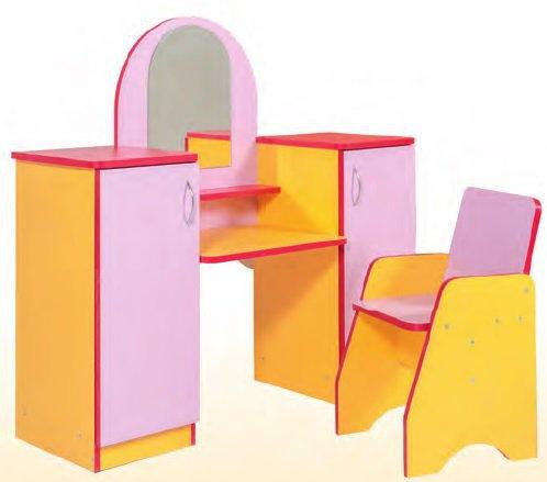 Игровая мебель «Парикмахерская» Гойдалка