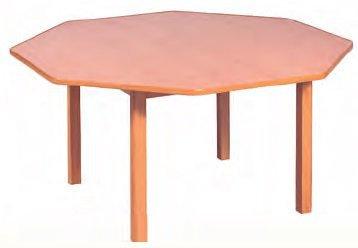 Стол восьмиугольный Гойдалка