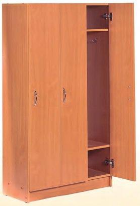 Шкаф для одежды трехсекционный Гойдалка
