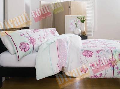 Двухспальный комплект постельного белья Шахерезада -720