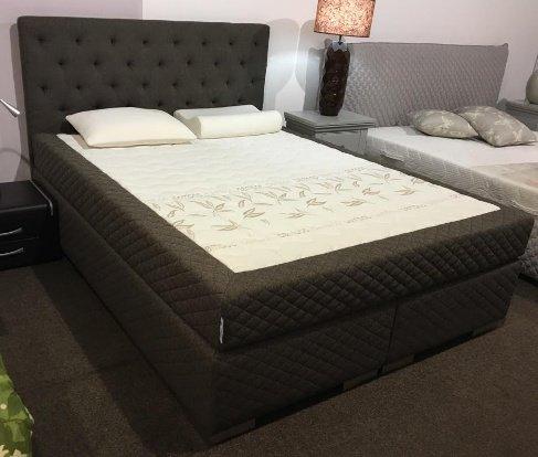 Двуспальная кровать Margret 160*200 см