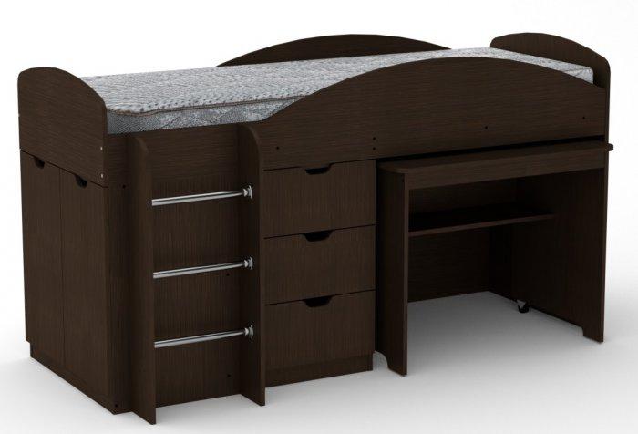 Двухъярусная кровать Универсал