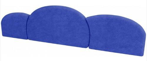 Комплект мягких подушек на кровать (3шт.) Планета Луна