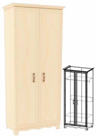 Шкаф-гардероб ШГ 5-2/1 (улучшенная комплектация) Прованс