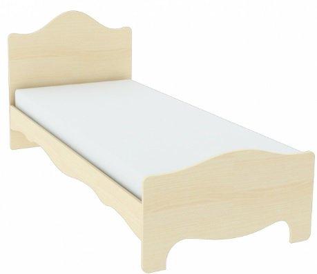 Кровать без тканевой накладки К 4-5 Прованс