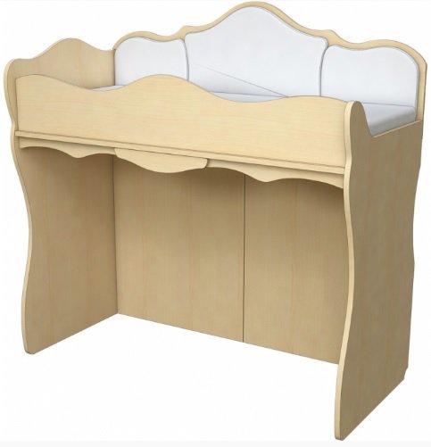 Двухэтажная кровать КД 4-6 Прованс