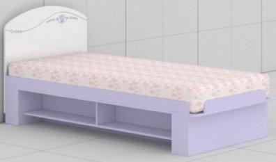 Кровать L-24/25 Гламур