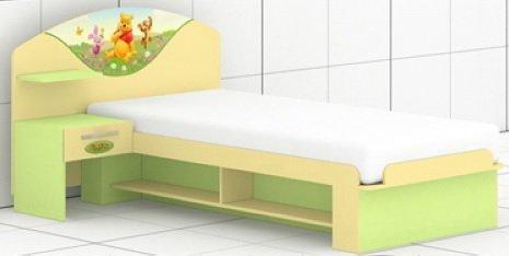 Кровать  L-20/21 Беби