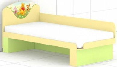 Кровать с быльцем L-26/27 Беби