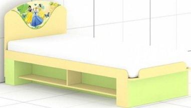 Кровать L-24/25 Принцесса