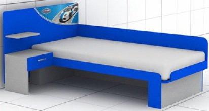 Кровать L-09/10 Полиция
