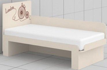 Кровать с быльцем L-30/31 Лондон
