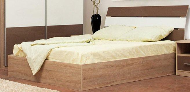 Кровать 2сп Элегант