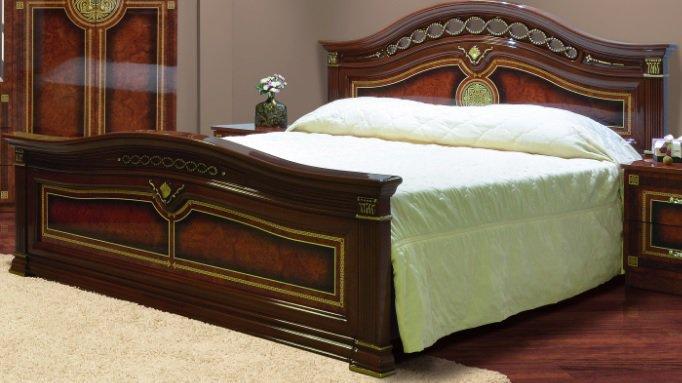 Кровать 2сп Диана