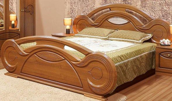 Кровать 2сп Тина