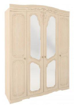 Шкаф 4 двери Николь