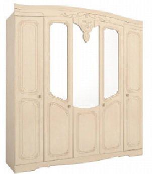 Шкаф 6 дверей Николь